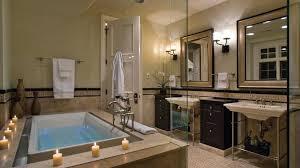 Solid Wood Bathroom Cabinet Stone Floor Bathroom Design Solid Wood Master Bath Cabinet Black