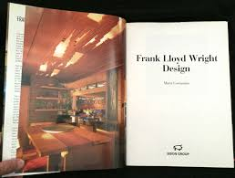 frank lloyd wright design architecture maria costantino first
