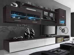 Wenge Living Room Furniture Caspian Delta Living Room Furniture Set Wenge White Gloss Cabinets