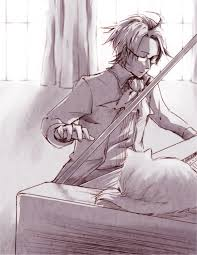Hetalia Fanfiction America Blind Unfinished Melody Austria X Blind Reader By Raveirre On Deviantart
