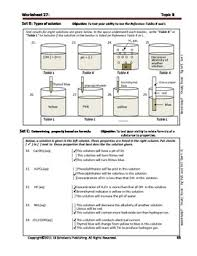 bases u0026 salts organized u0026 engaging worksheets for high