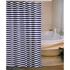 Blue And White Striped Shower Curtain Online Get Cheap Navy Striped Curtains Aliexpress Com Alibaba Group