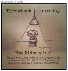 Tbt Meme - ragdoodles relatable meme comic cartoon tbt kidnapping febreze