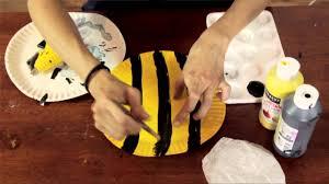 bee project in preschool preschool u0026 kindergarten crafts youtube