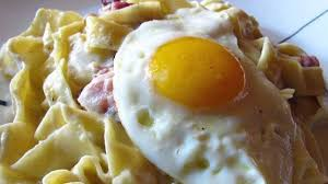 pasta for breakfast wake up with spaghetti am new york