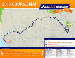 Boston Marathon Route Map by I Love La Marathon U2026 Tripping The Kenyans