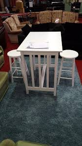 table with 2 stools rachel 90 cm bar table 2 bar stools new in nelson lancashire