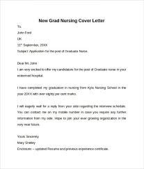 rn cover letters