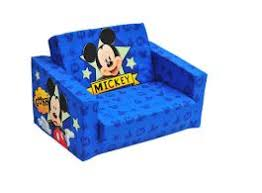 childrens sofa bed kids sofa bed mickey pre order end 9 25 2015 4 20 pm