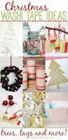 christmas countdown crafts ccc diy washi tape christmas
