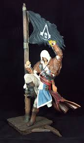Assassins Creed Black Flag Statue Puzzle 13 Best Assassin U0027s Creed Images On Pinterest Unique Iphone Cases