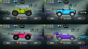 monster truck video game play hill climb racing big monster vs jeep vs monster truck vs rally