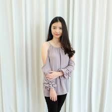 blouse wanita atasan wanita blouse wanita model terbaru