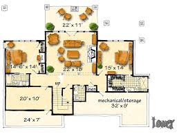 Level Floor Deer Park 1067 3 Bedrooms And 3 Baths The House Designers