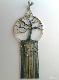 image result for macrame tree of free pattern pinteres