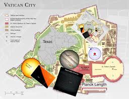 Vatican City Map People Have No Idea How Big Vatican City Actually Is
