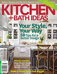 Kitchen And Bath Design Magazine Media U0026 Press