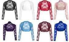 Plus Size Cropped Cardigan Women U0027s Plus Size Crop Shrug Bolero Jumpers U0026 Cardigans Ebay