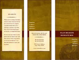 apa format for brochures make a tri fold brochure image