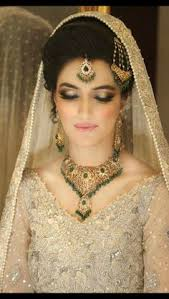 Red Bridal Dress Makeup For Brides Pakifashionpakifashion Pin By Pakifashion Com On Bridel Hair Style Pinterest Bridal