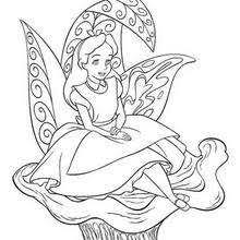 alice 17 coloring pages hellokids