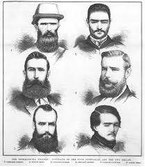 the bushranging tragedy portraits of the four constables and the