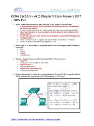ccna 2 v5 0 3 v6 0 chapter 3 exam answers 2017 u2013 100 full