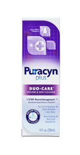 bought puracyn otc plus wound and skin cleanser 4 0 ounce a