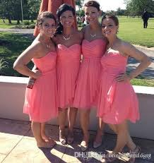 coral bridesmaid dresses 100 best 25 coral bridesmaid dresses ideas on coral