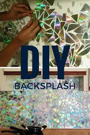 cheap backsplash ideas genius repurposed backsplash ideas and