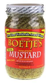 boetje s mustard boetje s ground mustard hy vee aisles online grocery shopping