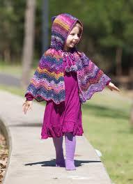 hooded toddler crochet cape crochet cape crochet and patterns