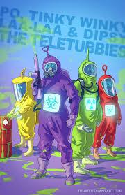 teletubbies badass tohad deviantart