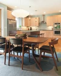 contemporary dining room chairs awesome as well as stunning mid century modern dining room
