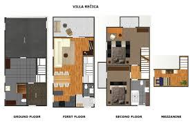 villa recica north think slovenia