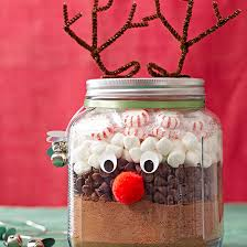 food christmas gifts hot chocolate mix