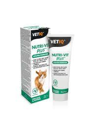 senior consult stage 2 high calorie vetiq nutri vit plus cat paste is a high calorie vitamin energiser