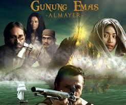 film petualangan inggris gunung emas almayer film petualangan menemukan gunung emas di malaka