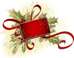 christmas floral corner border free free vector download 18 463