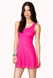 cheap neon dress for dance on the hunt