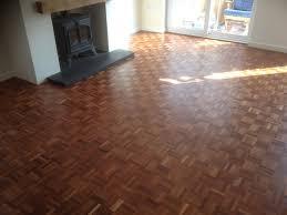 parquet restoration sanding andover romsey ringwood