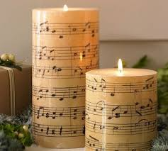 Musical Note Decorations 10 Ways To Decorate Using Sheet Music Cozy Bliss