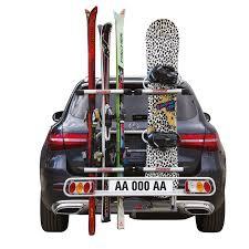 porta snowboard auto exclusiv ski board deluxe ski and snow board racks ski and