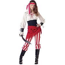Halloween Costumes Teens Amazon Teen Pirate Princess Halloween Costume Teen 3 5