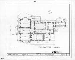 white house historical floor plans