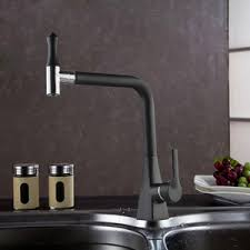 cool kitchen faucets antique rubbed bronze finish pullout spray bathroom faucets