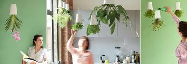 sky planter upside down indoor plant pot white iwoot kaf mobile