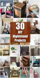 30 Cool Things To Buy For Your Room by 30 Amazingly Creative And Easy Diy Nightstand Projects Diy U0026 Crafts