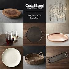 wedding registry kitchen crate and barrel beyond the basics wedding registry ideas