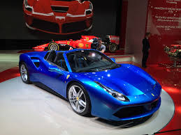 ferrari spider ferrari 488 spider automotive rhythms